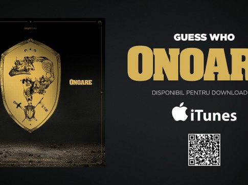 "Single-ul ""Onoare"", disponibil în iTunes"